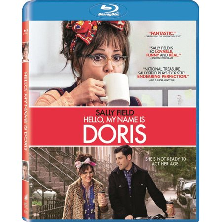 Hello  My Name Is Doris  Blu Ray