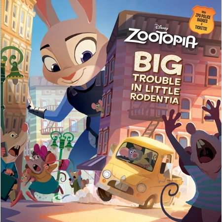 Big Trouble in Little Rodentia (Disney Zootopia)