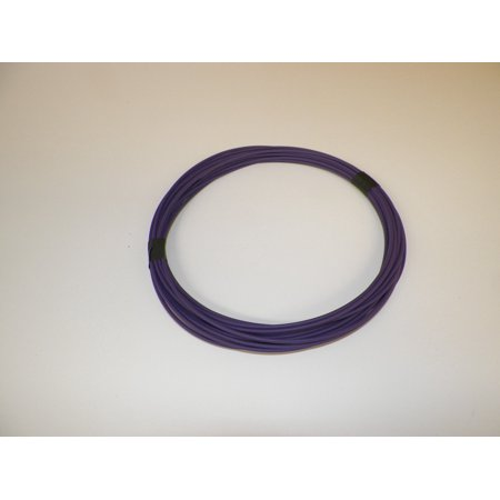 General Purpose Motorcycle - 22 Ga. VIOLET Abrasion-Resistant General Purpose Wire (TXL) - (25 feet coil)