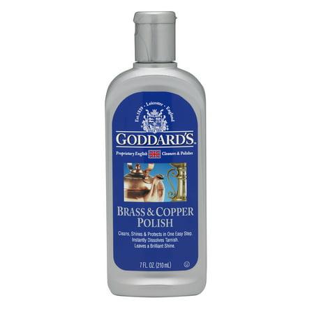 Goddard's Brass & Copper Polish