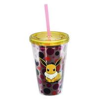 Pokemon Eevee Art 16oz Carnival Cup