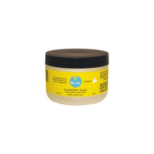 Curls Blueberry Bliss Reparative Hair Mask 00022 8oz Walmart Com Walmart Com