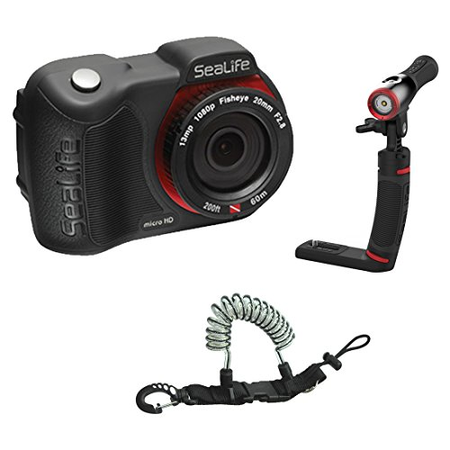 SeaLife Micro HD 13mp Underwater Camera 16gb w  Sea Dragon 650 Micro Kit and ... by SeaLife