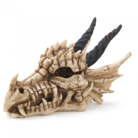 Swarovski Treasure Box - DRAGON SKULL TREASURE BOX