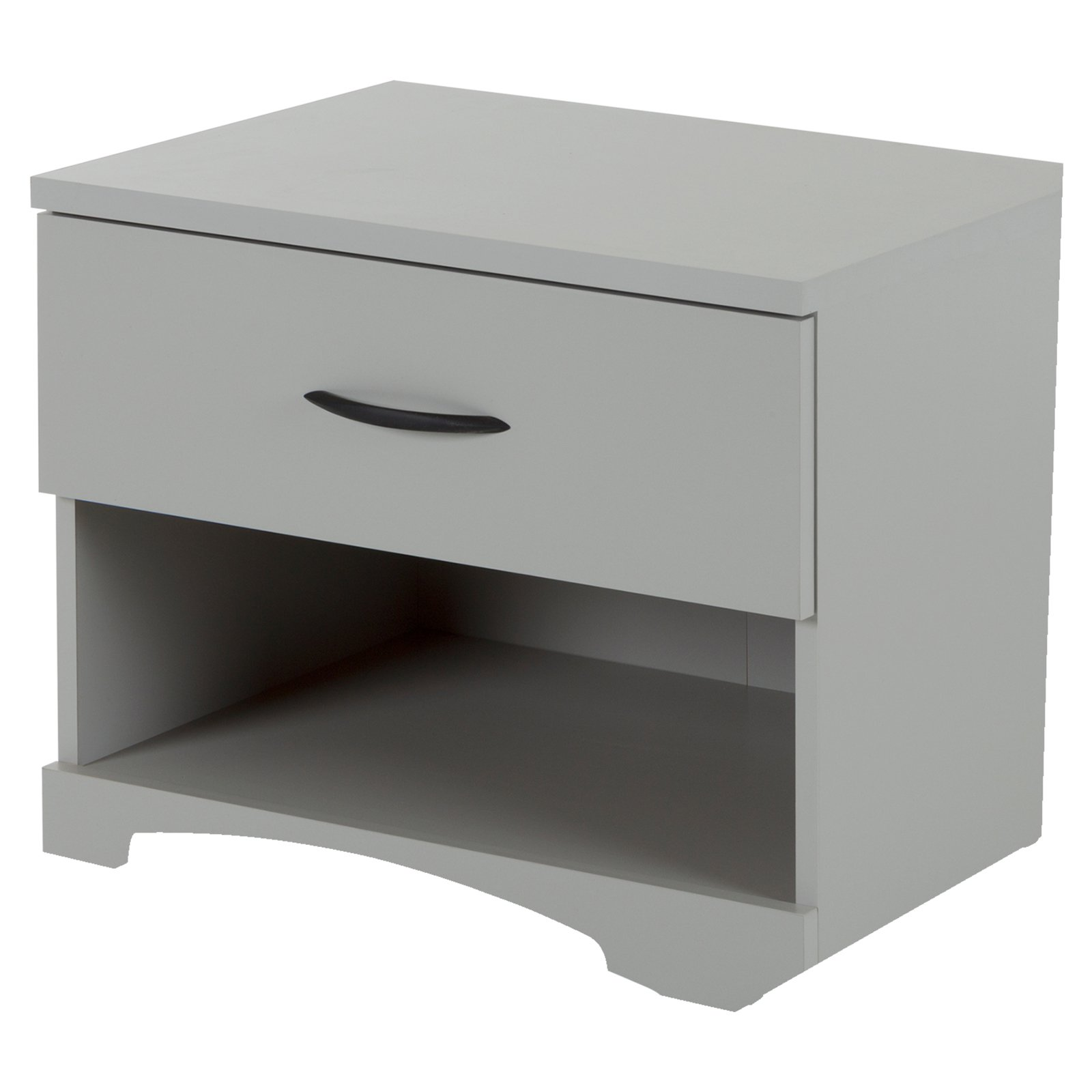 South Shore SoHo 1-Drawer Nightstand, Multiple Finishes by South Shore