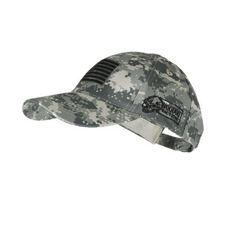 Voodoo Tactical 20-935375000 Adjustable USA Flag Ball Cap Hat Army Camo  Digital - Walmart.com 529e8879be71