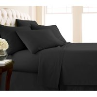 Comfortable 6-piece 21-inch Extra Deep Pocket Bed Sheet Set and Pillowcases by Southshore Fine Linens