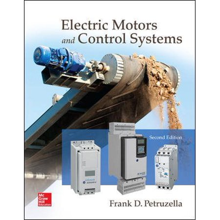 Electric motors and control systems for Industrial motor control 7th edition pdf