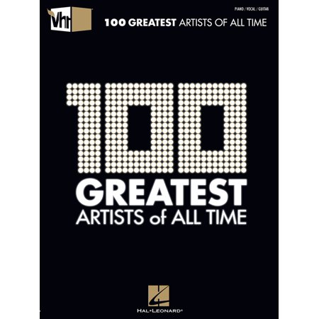 VH1 100 Greatest Artists of All Time (Songbook) - (Vh1 Top 100 Artists Of All Time)