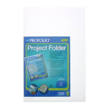 "Itoya Project Folder, 11"" x 17"""