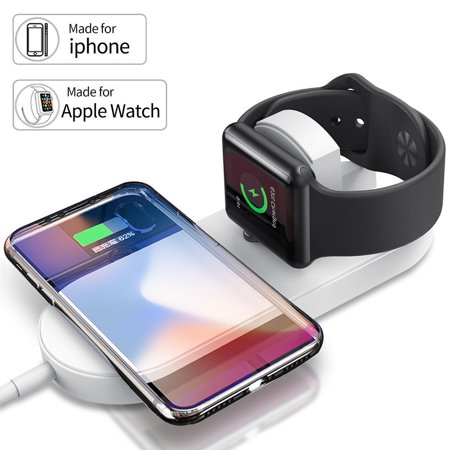 best wireless charger for iphone xs max and apple watch