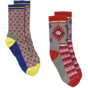 Ladies Sports Crew Socks 2 - Pair
