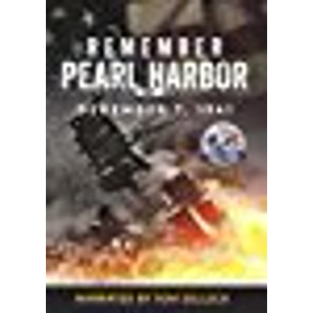 Remember Pearl Harbor Narrated by Tom Selleck [DVD]