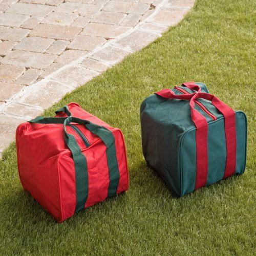 Nylon Bocce Set Carrying Bag