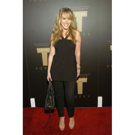 Haylie Duff At Arrivals For Drinks America Launches Trump Vodka Les Deux Night Club Los Angeles Ca January 17 2007 Photo By Jared MilgrimEverett Collection - Easy Vodka Halloween Drinks