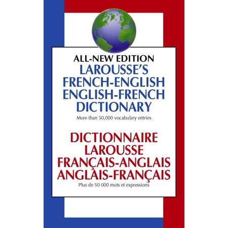 Larousse French English Dictionary