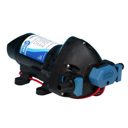The Amazing Quality Jabsco PAR-Max 2.9 Automatic Water Pressure System Pump