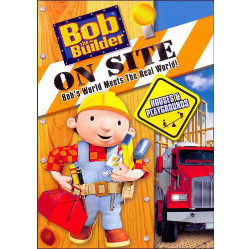 Bob The Builder: On Site - Houses And Playgrounds