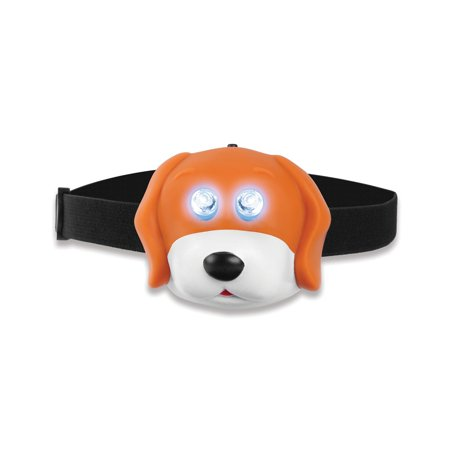 Kids Puppy Headlamp - Kids Headlamp