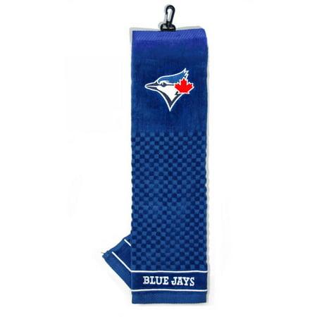 Team Golf MLB Toronto Blue Jays Embroidered Golf Towel