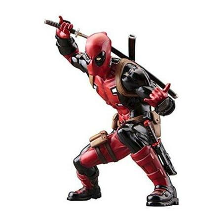 Deadpool Stats (Marvel Now ARTFX+ Statue)