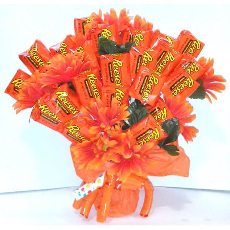 Reese's Extravaganza Bouquet (Sunshine Candy Bouquet)