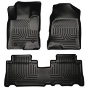 HUSKYLINER 96321 Floor Liner Black 2012-2014 Chevrolet Captiva Sport