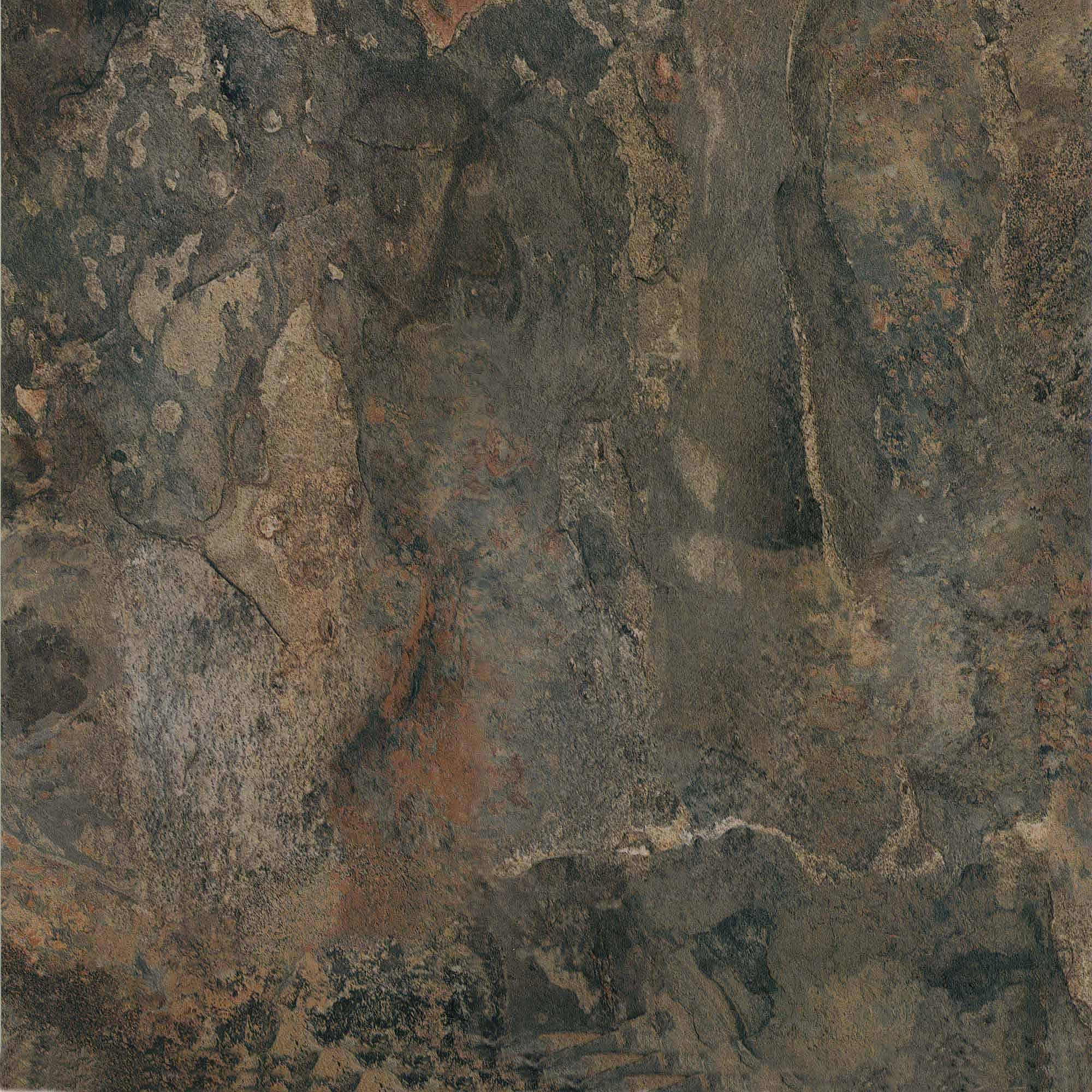 Nexus 12x12 Dark Slate Marble Self Adhesive Vinyl Floor Tiles