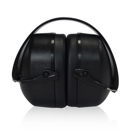 Folding Protective Earmuffs Ear Defenders Noise Cancelling