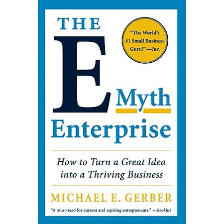 The E-Myth Enterprise : How to Turn a Great Idea Into a Thriving Business](Halloween Business Ideas)