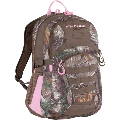 Fieldline Pro Series Women's 1,176 Cui Treeline Backpack, Realtree Xtra Camo