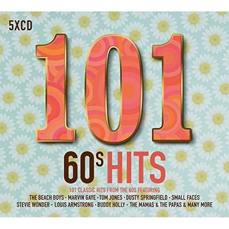 101 60s Hits / Various (CD) - Cher In The 60s