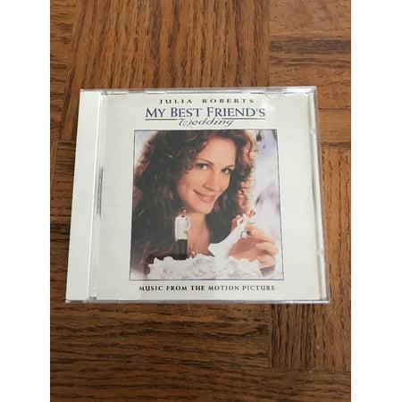 My Best Friends Wedding Soundtrack Cd