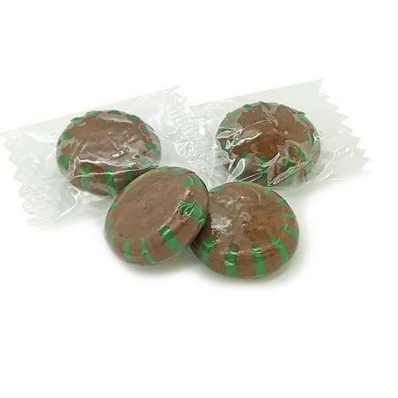 Coastal Chocolate Mint - Sunrise Chocolate Flavored Starlight Mint, 1pound