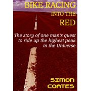 Bike Racing into the Red - eBook