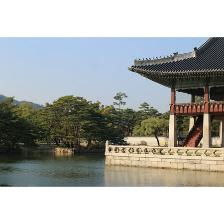 Laminated Poster Autumn Forbidden City Republic Of Korea Poster Print 24 X 36