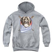 Sandlot The Beast Big Boys Pullover Hoodie