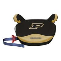 Purdue Boilermakers Lil Fan Premium Slimline No Back Booster Seat - No Size