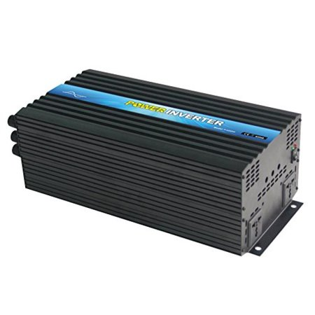 Control Pure Sine Wave Output - Nimble MR4000 Pure Sine Wave Off-grid Inverter with Remote Control, Solar Inverter 4000 Watt 24 Volt DC To 220 Volt AC