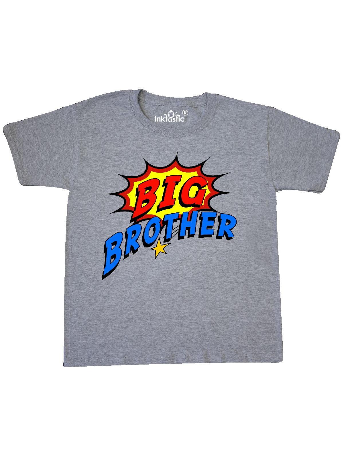 Big Brother Superhero Youth T-Shirt