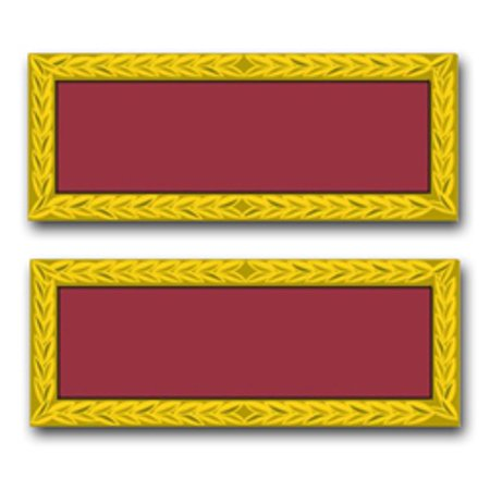 3.8 Inch Army Meritorious Unit Commendation Ribbon Vinyl Transfer Decal