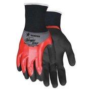Coated Gloves,3/4 Dip,XS,9,PR N96783XS