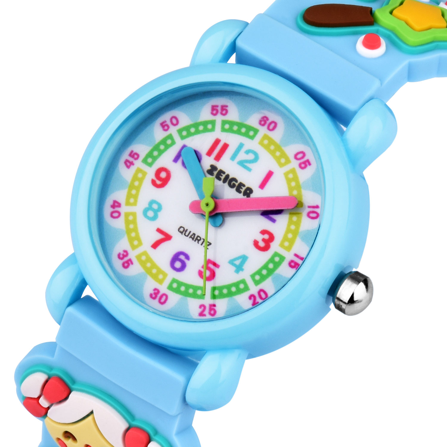 Toy watch for teens