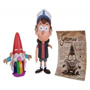 Gravity Falls Dipper with Barfing Gnome