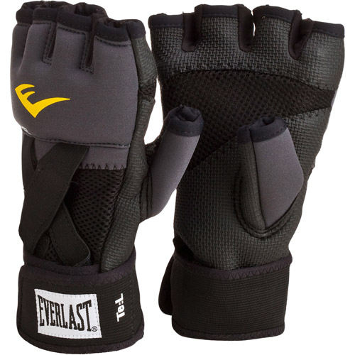 Everlast Medium Hand Wraps, Grey