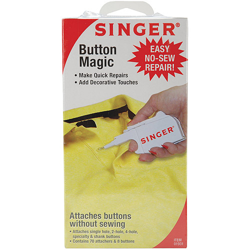 "Singer Button Magic, 5"" x 2"""