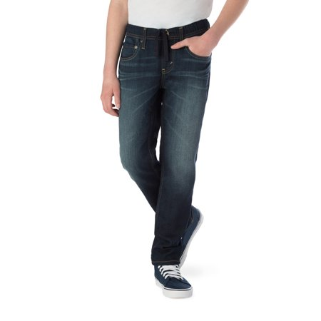 522930cc Signature by Levi Strauss & Co. - Athletic Pull On Jeans (Little ...