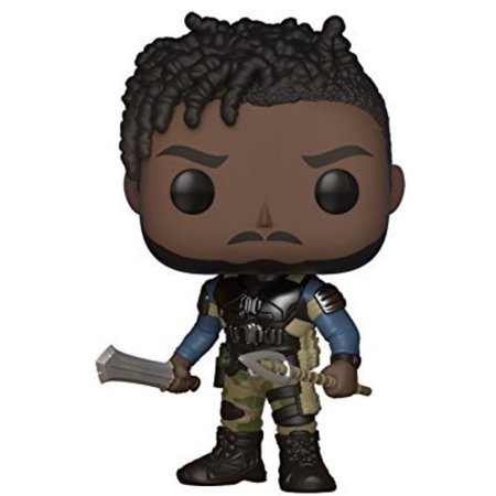 Funko Pop Marvel  Black Panther  Erik Killmonger