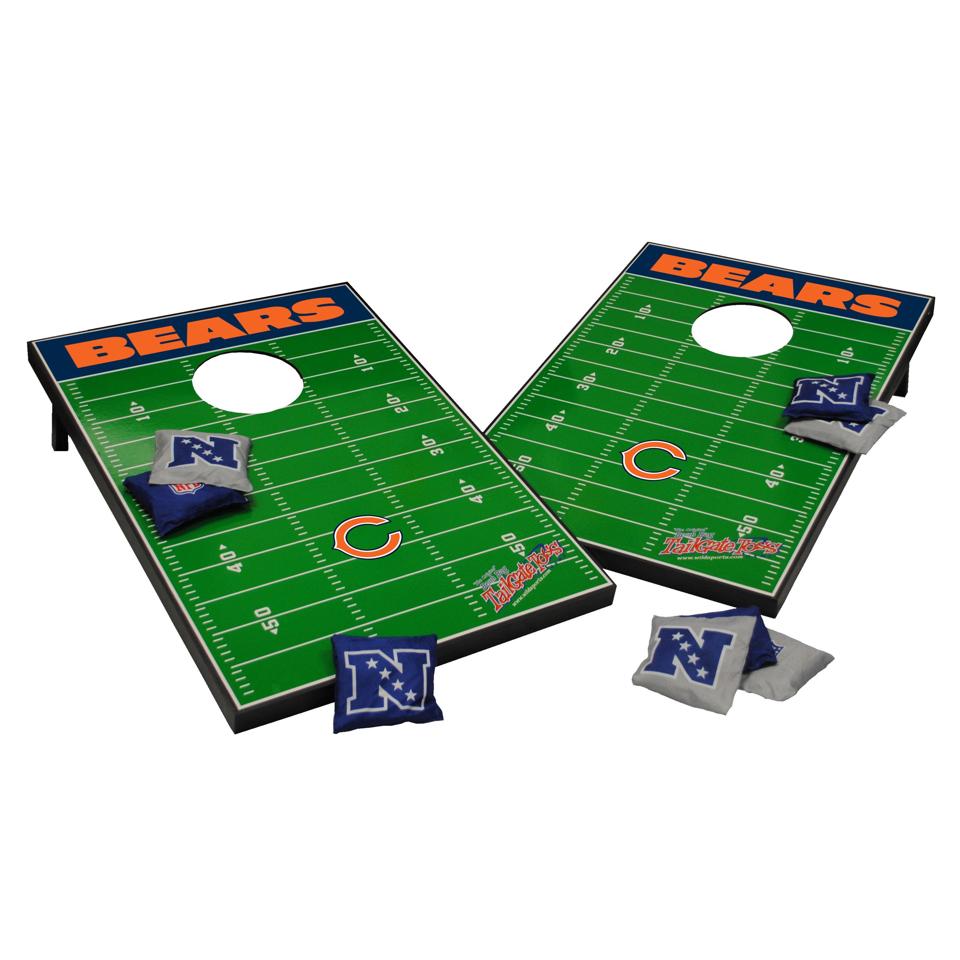 Wild Sports NFL Tailgate Toss Cornhole Set