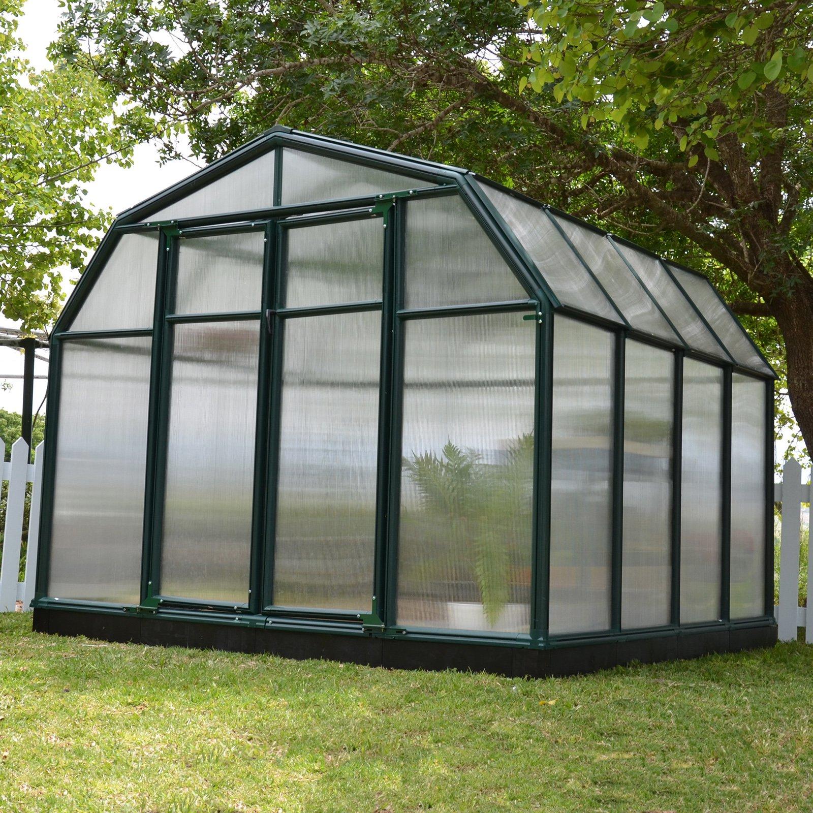 Palram Hobby Gardener Greenhouse - 8' x 8'